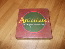 4 players Articulate Board & Traditional Games