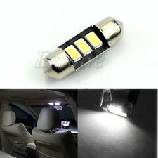 31mm 5730 SMD C5W LED DE3021 DE3175 CANBUS Error Free Bulb Interior Dome Light