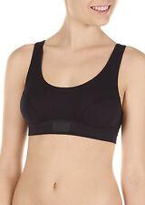 sloggi Double Comfort Bra Top Black Size UK 40 Dh170 AA 22