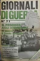 GIORNALI DI GUERRA N.71