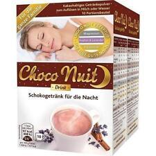CHOCO Nuit Gute-Nacht-Schokogetränk Pulver 20 St PZN 10390841