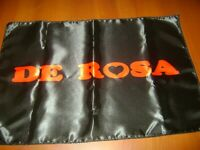 "De Rosa 20x30"" Flag Banner Pista Racing Steel Road Bike Rendezvous Italian"