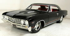Autoworld 1/24 Scale 24006/6 Custom 1967 Chevy Chevelle SS Diecast model car