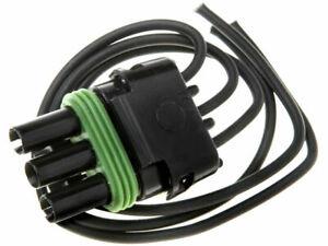 For 1992-1994 GMC Safari Oxygen Sensor Connector SMP 64887DC 1993