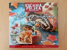 Kuchnia Polska Potrawy wigilijne by Jesolowska, Izabela Great condition