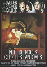 """CPM - Carte Postale NUGERON"""" NUIT DE NOCE CHEZ LES FANTOMES"""" réf:E 364"""