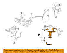 Chevrolet GM OEM 09-10 Cobalt-Fuel Pump 19256352