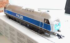 Märklin  36793 -Diesellok DIGITAL+SOUND,  Polizei: Sirene + Blaulicht  OVP