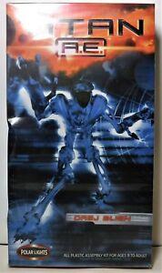 Titan AE Drej Alien Model Kit By Polar Lights  Model Kit Factory  Sealed AURORA