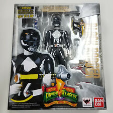 AUTHENTIC Bandai Tamashii SH Figuarts Mighty Morphin Power Rangers Black MISB