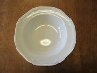 """Mikasa Ultima + ANTIQUE WHITE HK400 Round Vegetable Bowl 10"""" 1 ea"""