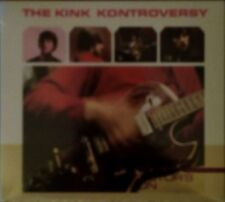 THE KINKS KONTROVERSY  DELUXE COLLECTORS EDITION FANTASTIC RARE STILL SEALED