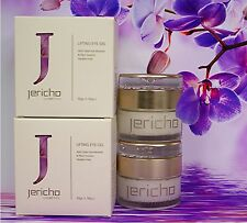 2 x JERICHO LIFTING EYE GEL! Original Amazing Best Seller! From the DEAD SEA!