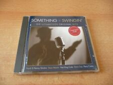 Doppel CD Something Swingin` Frank + Nancy Sinatra Dean Martin Dusty Springfield