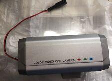 Linear IR Color Surveillance Camera CCD CCD 650 TVL CAM-650CH