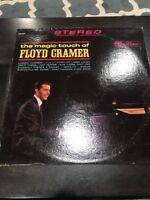"Album By Floyd Cramer, ""The Magic Touch Of Floyd Cramer"" on Rca Camden"