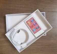 Apple iPod nano 7th Generation Silver (16GB) ( 2018 Latest Model ) Bluetooth New
