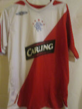 Rangers 2006-2007 Away Football Shirt Size Boys Large /41740