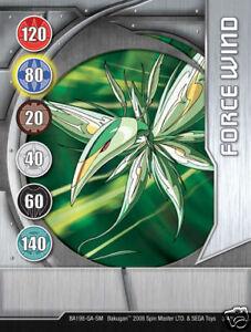 Bakugan - Force Wind - 03/48b