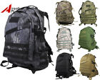 Tactical Military Assault Molle Backpack Pack Outdoor Hiking Camping Sport Bag