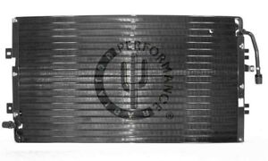A/C Condenser Performance Radiator 4623