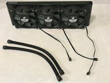 360mm Koolance Water Cooling Radiator with 120mm Corsair Fans