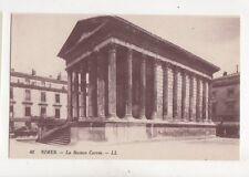 Nimes Maison Carree France [LL 41] Vintage Postcard 295b