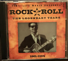Time Life - Rock & Roll The Legendary Years 1961-1964 2 Cd Set