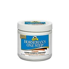 Horseman'S One Step Leather Care Products –Leather Cleaner & Conditioner – Vi...