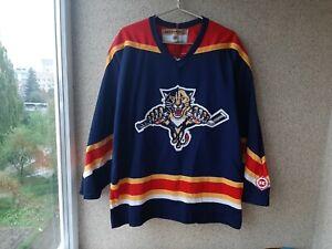 Florida Panthers KOHO Jersey Size L USA NXL 2000/2002 Vintage OLD