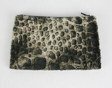 Handmade Faux Fur Coin Purse, Wallet, Cosmetics, Phone Bag 16cm x 10cm