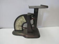 """Vintage Antique Original """" The Gem Postal Scale """" Japanned Copper Flash Finish"""