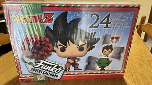Funko Pop Dragonball Z Calendario Avvento Sigillato Sealed Edizione Limitata