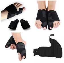 2pcs Relief Foot Pain Big Toe Splint Straightener Corrector Hallux Valgus Bunion