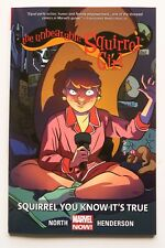 The Unbeatable Squirrel Girl Vol. 2 You Know It's True NEW Marvel Now Book