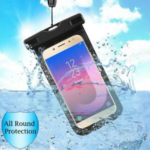 Universal Waterproof Mobile Phone Case Cover Sealed Dry Bag Pouch 20m Underwater