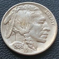 1936 S Buffalo Nickel 5c High Grade BU #27252