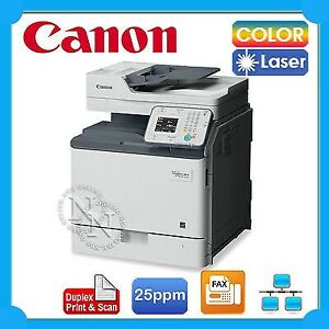 Canon imageCLASS MF-810cdn 4-in-1 Color Laser Network Printer+Duplex Scan+Fax