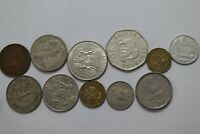 AFRICA/OCEANIA OLD COINS LOT B32 XC20