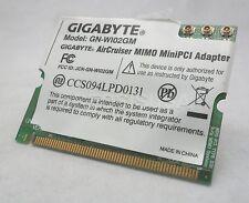 Wireless Mini PCI Adapter 802.11g GN-WI02GM 44D1358