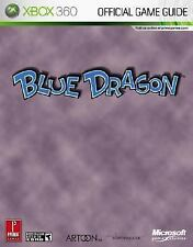 Blue Dragon: Prima Official Game Guide strategy Guide for Xbox 360 RPG vgc
