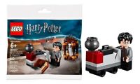 LEGO 30407 Harry's Journey To Hogwarts Harry Potter Poly Bag Minifigure