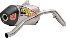 Pro Circuit T-6 Exhaust System w/Carbon Cap for Yamaha TT-R110 TTR110 2008-2020