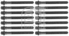 Cylinder Head Bolt Kit for BMW 3, 5, 7, X3, X5, Z3, Z4 FEBI BILSTEIN 12033