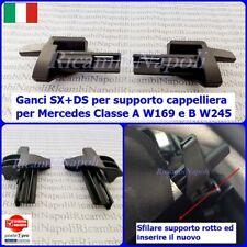 CAPPELLIERA adatto per MERCEDES BENZ w123 Limousine Vari Colori Nuovo