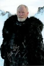 JAMES COSMO signed Autogramm 20x30cm GAME OF THRONES in Person autograph