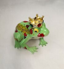 "WESTLAND Fanciful Frogs ""Frog Prince"" - 6336"