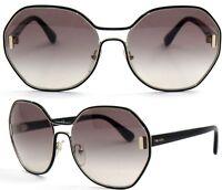 PRADA Damen Sonnenbrille PR53TS 1AB-0A7 62mm schwarz BF503 T70