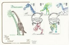 20/8/1991 Uk Gb Fdc - Dinosaurs - Diplodocus - Inverness Special Postmark
