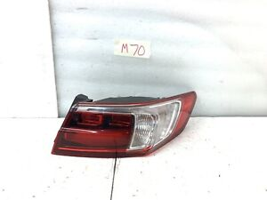 2016 2017 2018 Acura ILX OEM Rear Right Passenger Outer Tail Light Lamp 16 17 18
